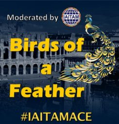 BIRDS OF A FEATHER INTERACTIVE SESSION @ 4:45pm IN MICHELANGELO I