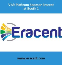 THANK YOU ERACENT, PLATINUM SPONSOR